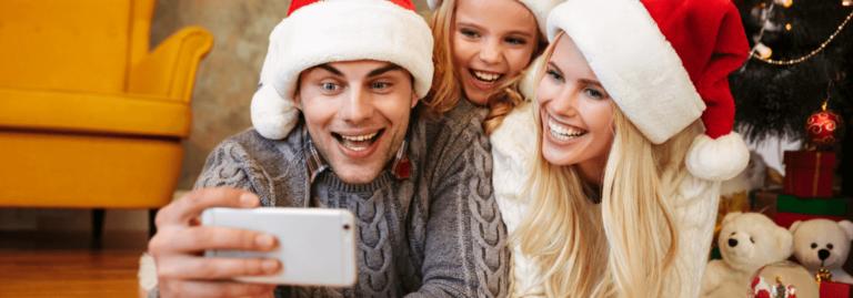 Navidad virtual