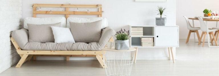 Cómo aprovechar el espacio en casa